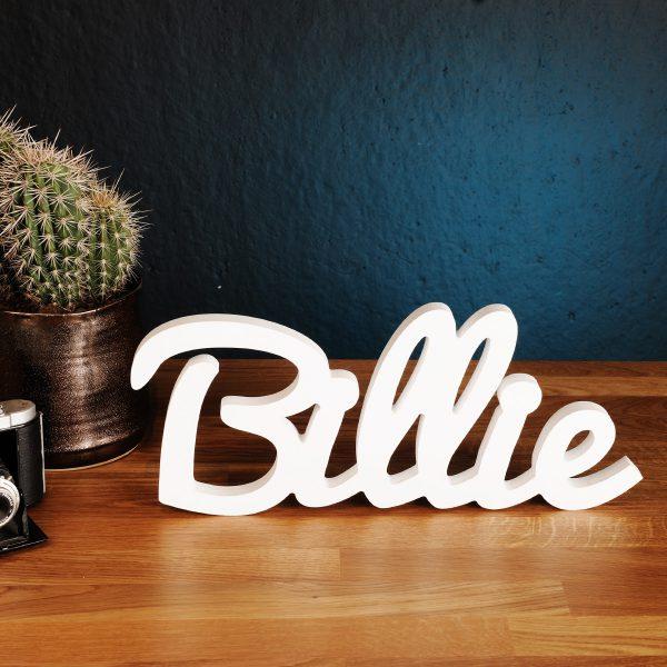 3D - Letters